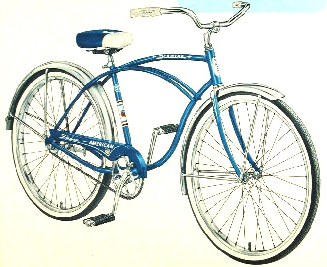 Cruiser Bikes Made In The Usa schwinn american