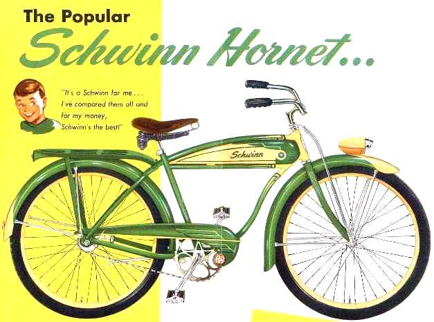 Bikes Schwinn For Sale Owner SCHWINN HORNET