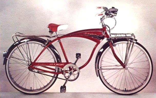 8f4c1257e8b The Schwinn Jaguar | 1954 to 1965