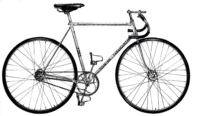 The Schwinn Paramount | 1938 to 2009
