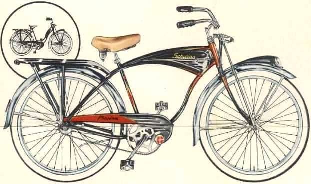 Schwinn phantom parts