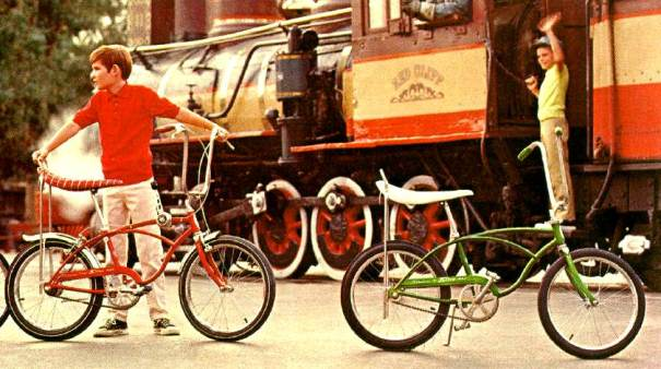 Confirm. schwinn midget runabout bicycle opinion you