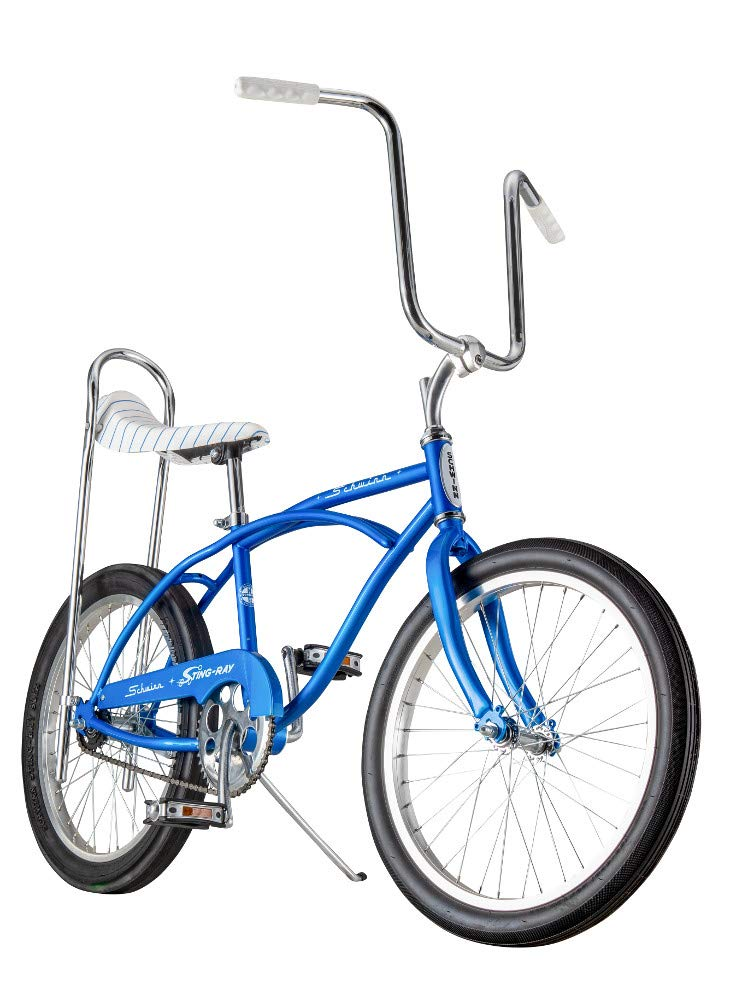 bb4556b847d 2019 stingray bike blue 2019 Blue Stingray. This site provides historical  information about vintage Schwinn bicycles.