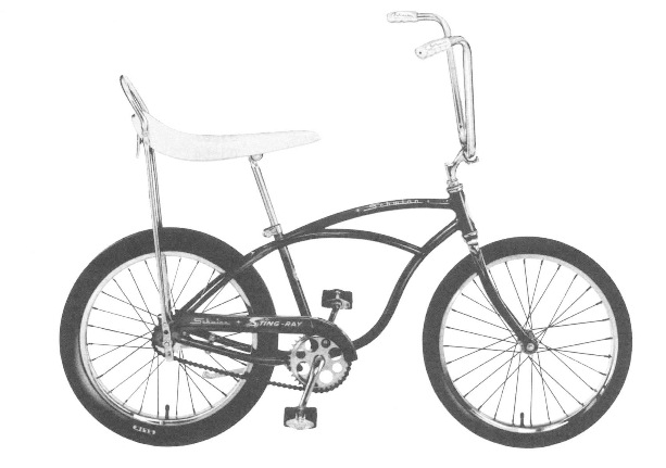 The Schwinn Stingray | 1963 to 1981
