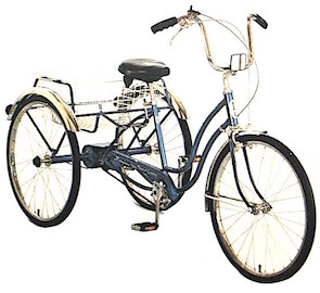 schwinn town and country
