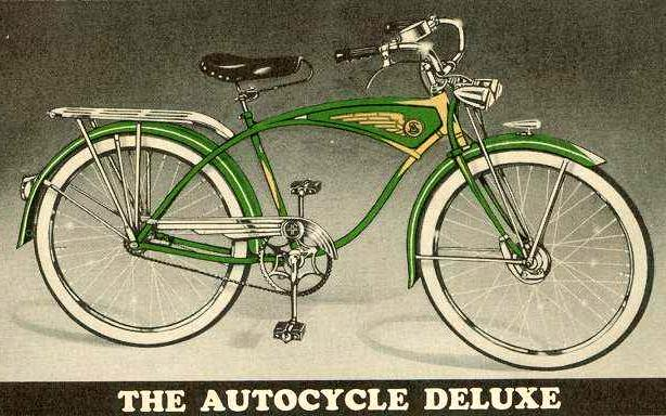 Necessary phrase... yale vintage bicycles