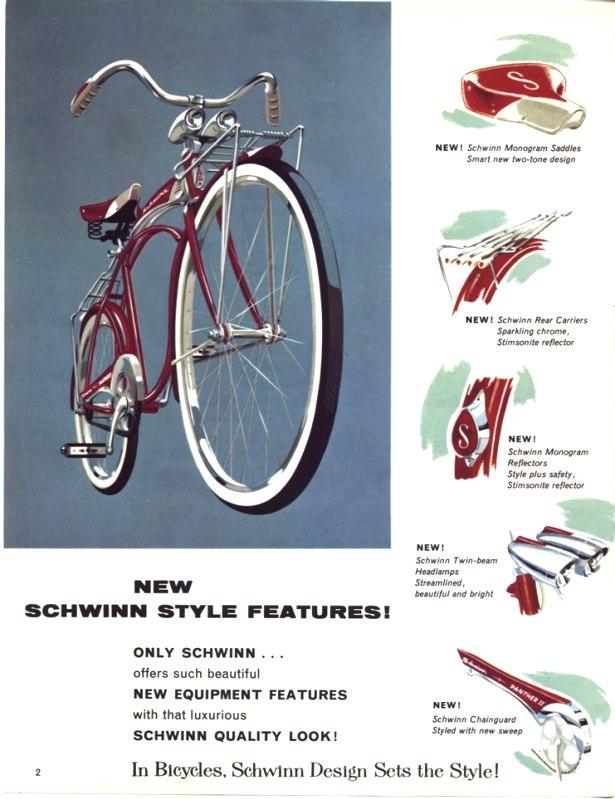1959 Schwinn Catalog