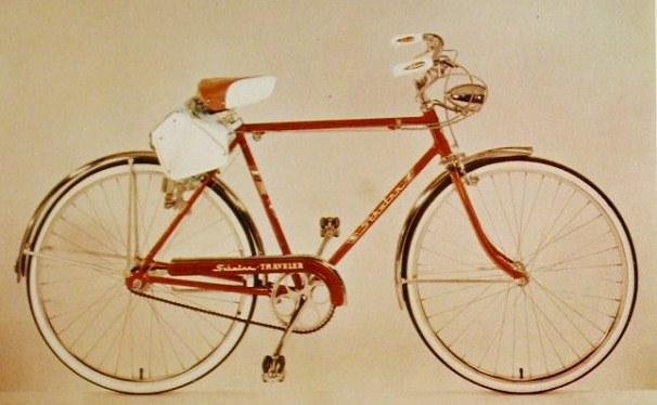Schwinn World Traveler Serial Numbers