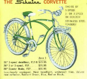 1962 Schwinn Catalog