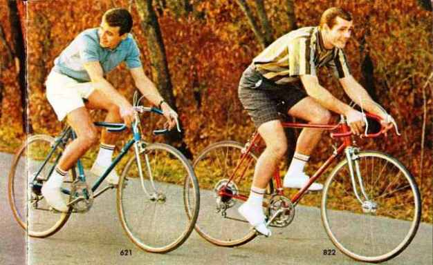 1964 schwinn varsity and super sport