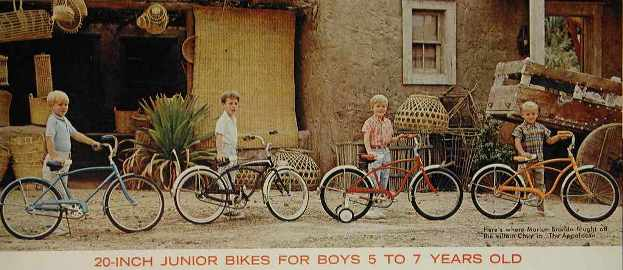 1967 schwinn speedster fleet skipper and typhoon