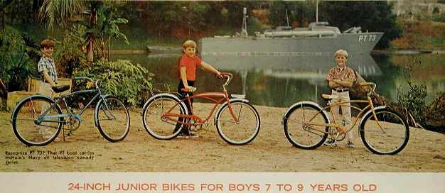 1967 schwinn speedster fleet and typhoon