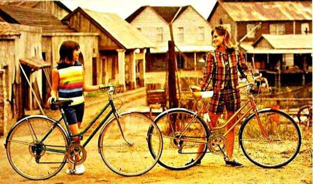 1967 schwinn super sport and varsity tourist