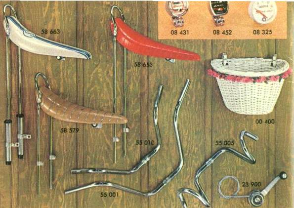 Schwinn Stingray Parts Catalog : Schwinn catalog