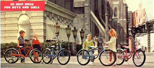 1968 schwinn typhoon and hollywood