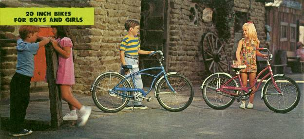 1970 schwinn typhoon and hollywood