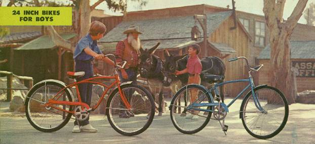 1970 schwinn typhoon and speedster