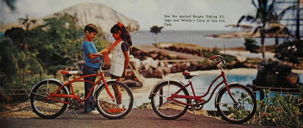 1971 schwinn typhoon and hollywood