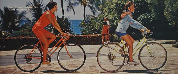 1971 schwinn varsity sport and super sport