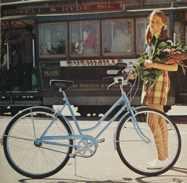 7228f17c42b The Schwinn Breeze | 1965 to 1983