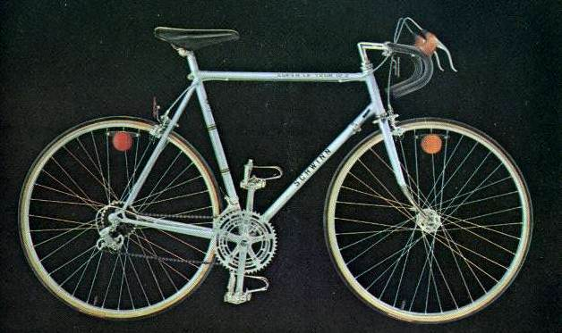 1976 schwinn approved super le tour