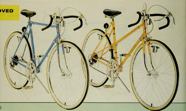 1978 schwinn approved le tour