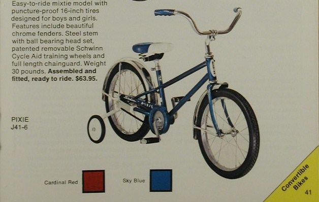 Apologise, but, schwinn midget runabout bicycle congratulate, seems