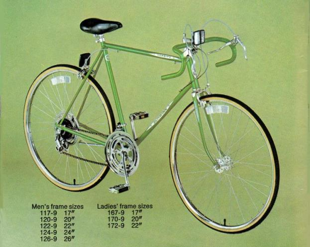 d7784fa4b4c The Schwinn Varsity | 1951 to 1986