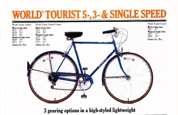 Schwinn Touring Bike Bicycling And The Best Bike Ideas