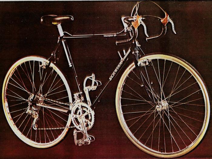 5b6abed3935 The Schwinn Voyageur | 1975 to 1988